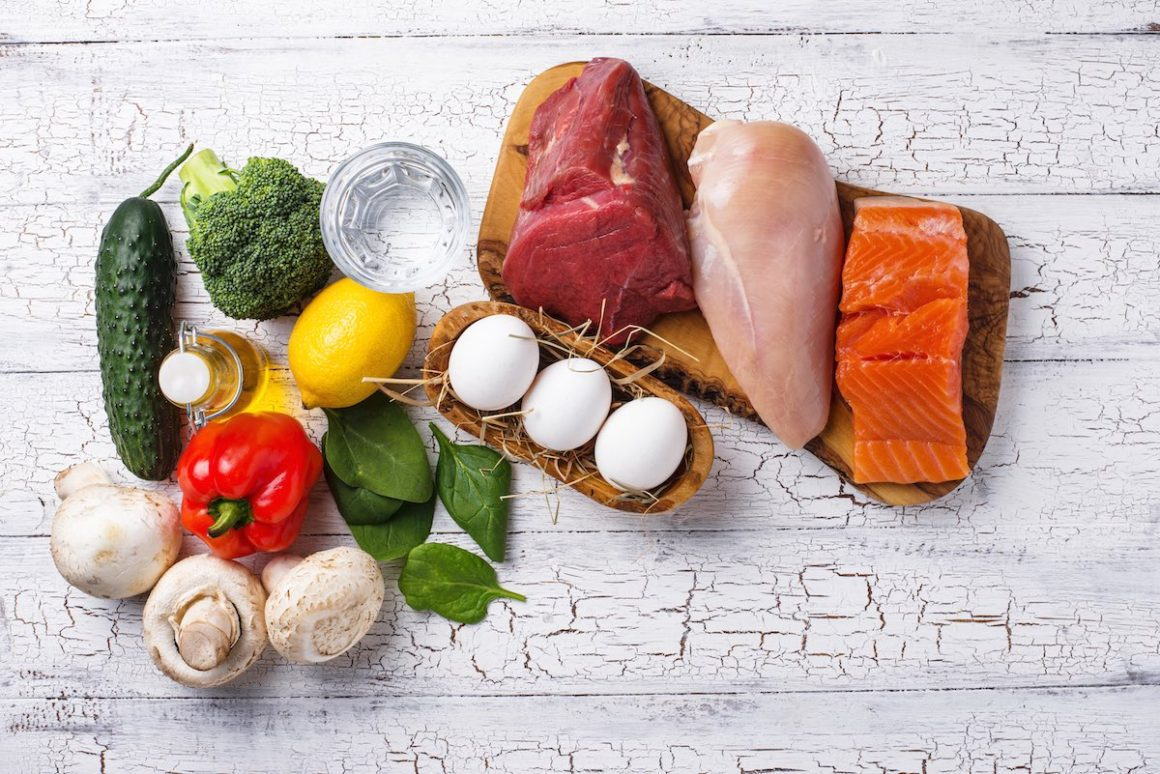 Diet and Skin Conditions